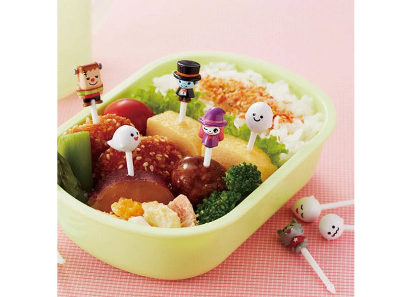 Monster & Ghost Picks by Torune - Bento&co Japanese Bento Lunch Boxes and Kitchenware Specialists
