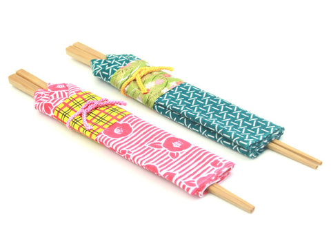 Obebe Bamboo Chopsticks by Yamaki - Bento&con the Bento Boxes specialist from Kyoto