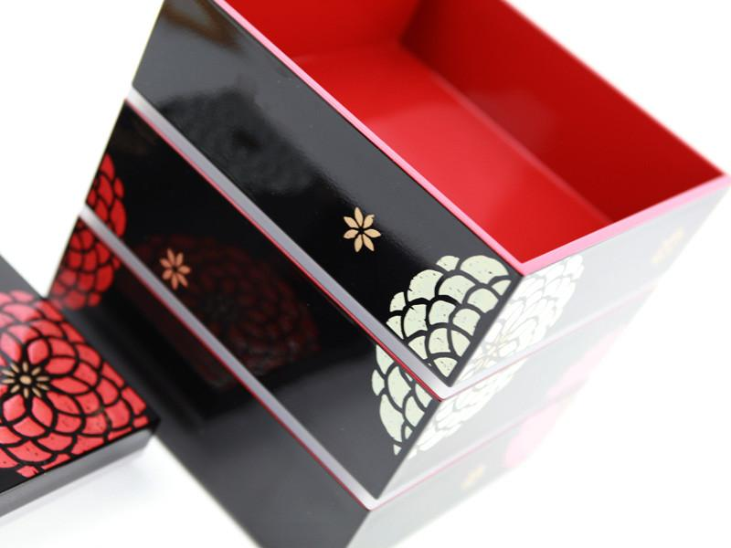 Ojyu Hors d'oeuvre | Black by Hakoya - Bento&co Japanese Bento Lunch Boxes and Kitchenware Specialists