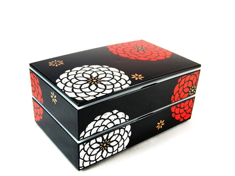 Ojyu Bento Box 900ml | Black by Hakoya - Bento&co Japanese Bento Lunch Boxes and Kitchenware Specialists