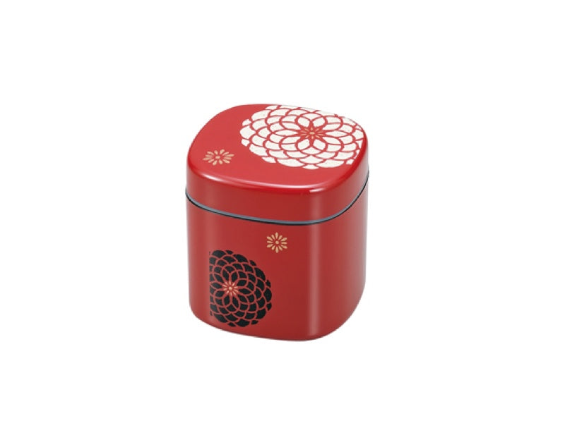 Tea Box Ojyu | Red 650 ml by Hakoya - Bento&co Japanese Bento Lunch Boxes and Kitchenware Specialists