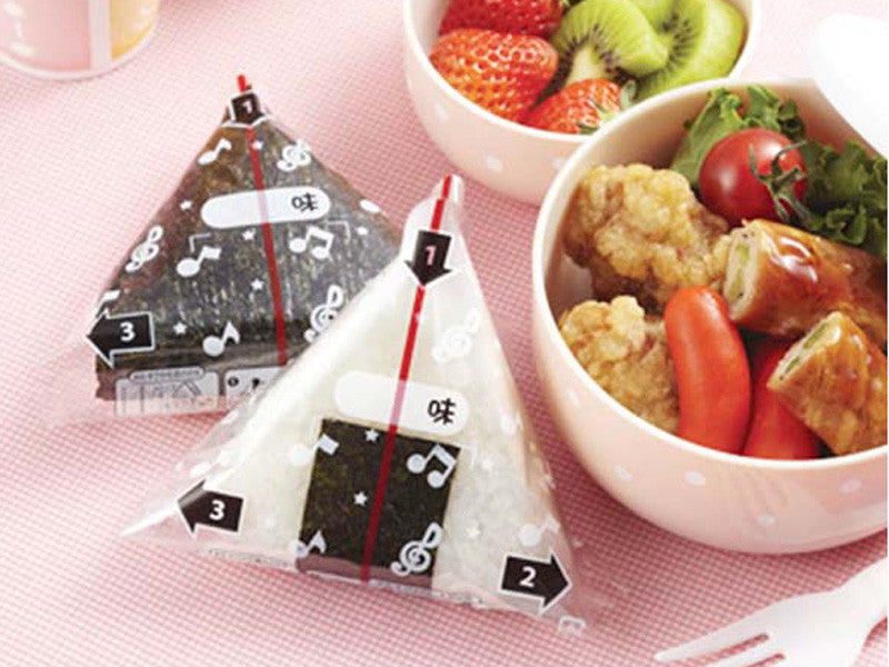Onigiri Wrap Cute Sushi by Torune - Bento&co Japanese Bento Lunch Boxes and Kitchenware Specialists