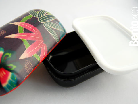 Onigiri Bento Kimono by Hakoya - Bento&con the Bento Boxes specialist from Kyoto