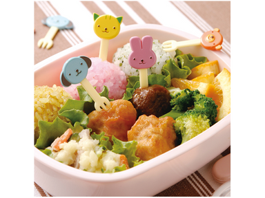 Animal Picks by Torune - Bento&co Japanese Bento Lunch Boxes and Kitchenware Specialists