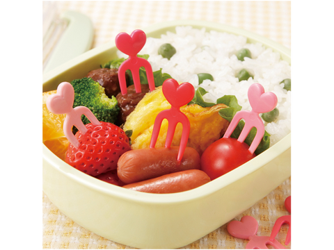 Picks Heart by Torune - Bento&con the Bento Boxes specialist from Kyoto