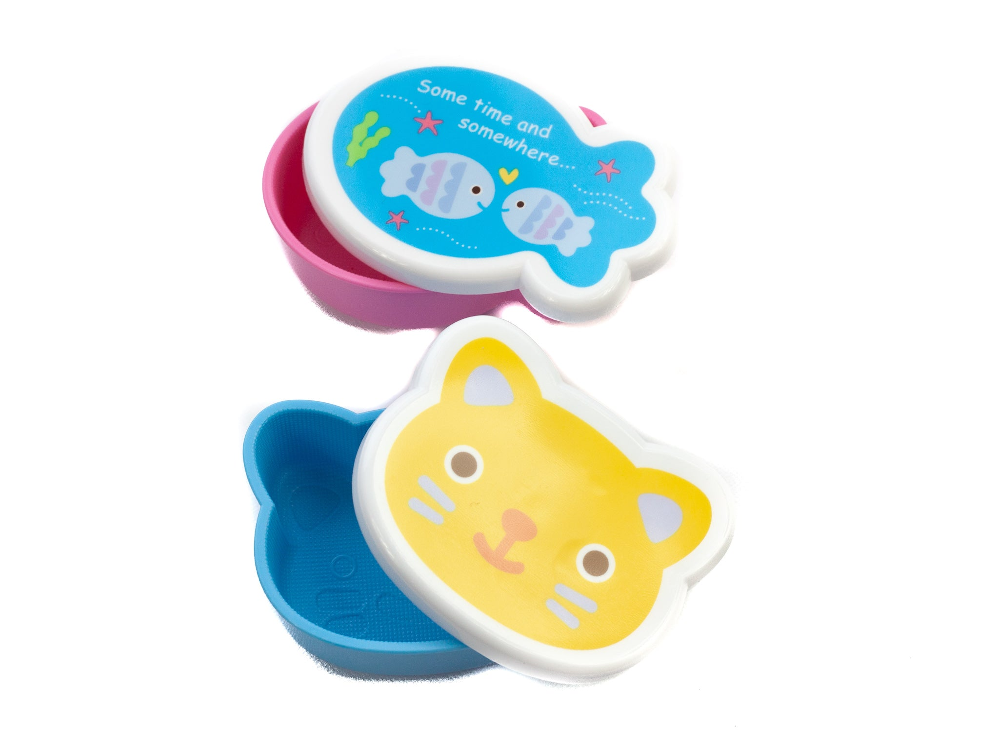 Cat & Fish Mini Boxes