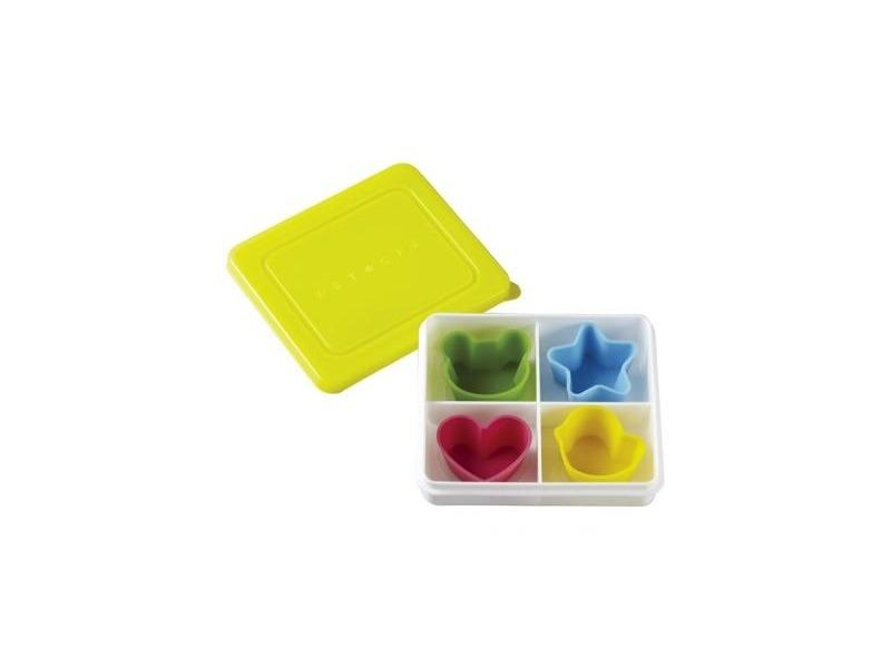 Silicone Cups and Box Set by Torune - Bento&co Japanese Bento Lunch Boxes and Kitchenware Specialists