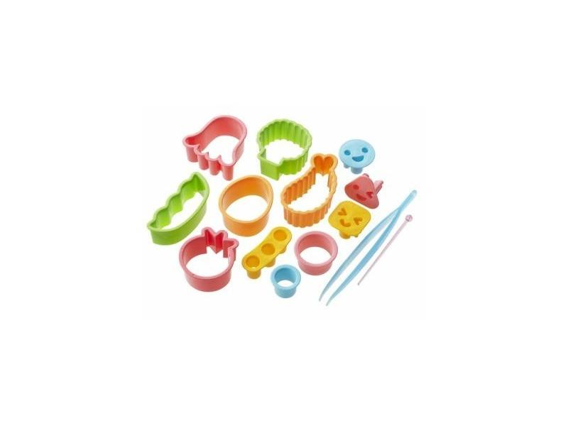 Okazu Food Cutters Set