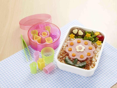 Mini Food Cutters Set by Torune - Bento&co Japanese Bento Lunch Boxes and Kitchenware Specialists