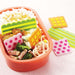 Colorful Silicone Balan Dividers by Torune - Bento&co Japanese Bento Lunch Boxes and Kitchenware Specialists