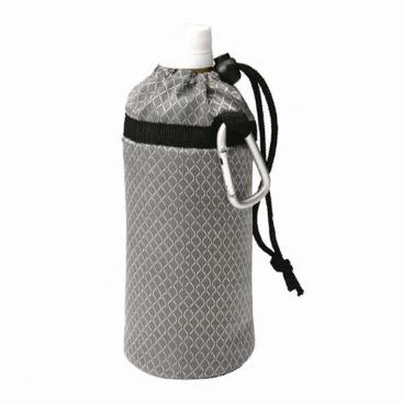 Insulated Water Bottle Cover | Silver by Torune - Bento&co Japanese Bento Lunch Boxes and Kitchenware Specialists