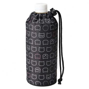 Insulated Water Bottle Cover | Cats by Torune - Bento&co Japanese Bento Lunch Boxes and Kitchenware Specialists