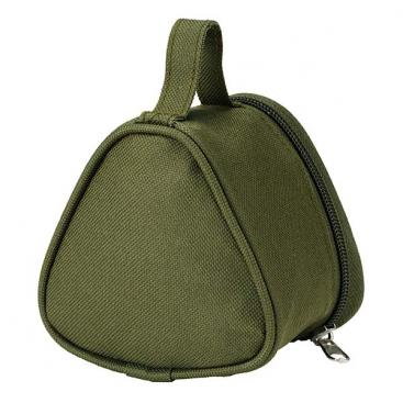 Insulated Double Onigiri Case | Military Green