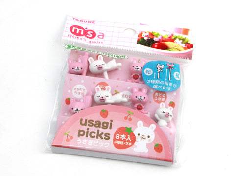 Picks Usagi by Torune - Bento&con the Bento Boxes specialist from Kyoto