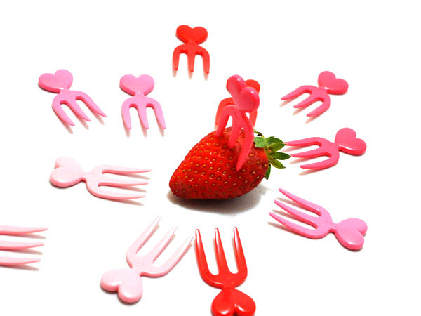 Heart Picks by Torune - Bento&co Japanese Bento Lunch Boxes and Kitchenware Specialists