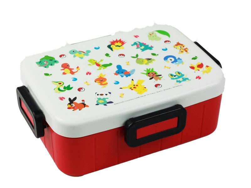 Pokémon Side Lock Bento Box 650ml by Skater - Bento&co Japanese Bento Lunch Boxes and Kitchenware Specialists