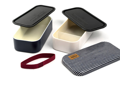 Reunion Double | Stripes by Prime Nakamura - Bento&co Japanese Bento Lunch Boxes and Kitchenware Specialists