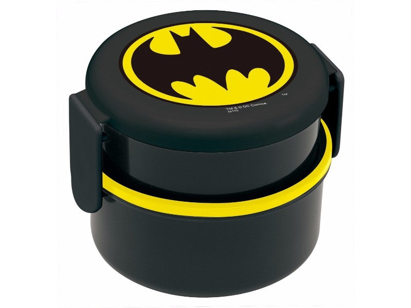 DC Kawaii Bento Round | Batman by Skater - Bento&con the Bento Boxes specialist from Kyoto