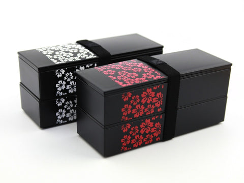 Sakura Ko Slim by Hakoya - Bento&co Japanese Bento Lunch Boxes and Kitchenware Specialists