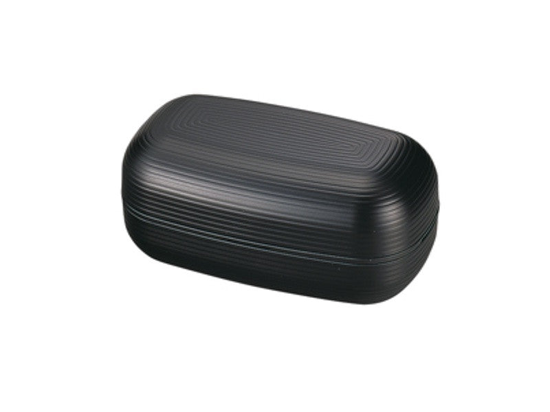 Samon Lunch Box | Black by Hakoya - Bento&co Japanese Bento Lunch Boxes and Kitchenware Specialists