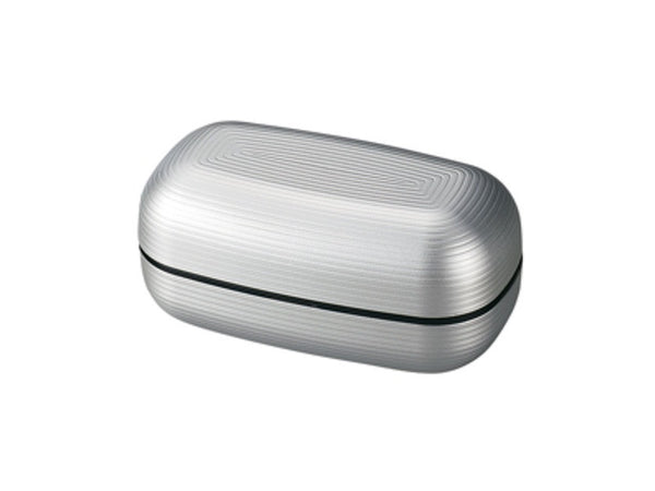 Samon Lunch Box | Silver