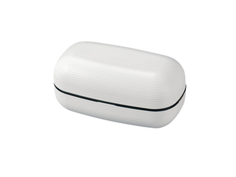 Samon Lunch Box | White by Hakoya - Bento&con the Bento Boxes specialist from Kyoto