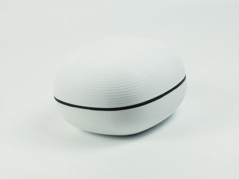 Samon Lunch Bowl | White by Hakoya - Bento&co Japanese Bento Lunch Boxes and Kitchenware Specialists