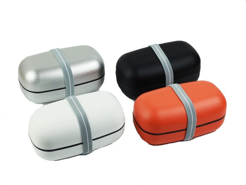 Samon Lunch Box | Orange by Hakoya - Bento&co Japanese Bento Lunch Boxes and Kitchenware Specialists