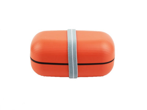 Samon Lunch Box | Orange by Hakoya - Bento&con the Bento Boxes specialist from Kyoto