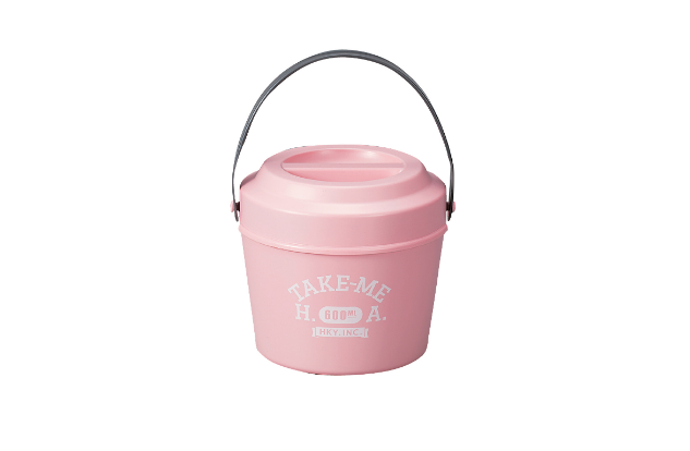 Pastel Lunch Box | Pink