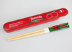Market Vintage Chopsticks Set | Tomato by Yaxell - Bento&co Japanese Bento Lunch Boxes and Kitchenware Specialists