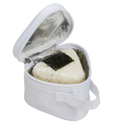 Insulated Double Onigiri Case | Mosaic by Torune - Bento&co Japanese Bento Lunch Boxes and Kitchenware Specialists