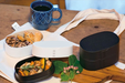 Nuri Wappa Small | Black by Hakoya - Bento&co Japanese Bento Lunch Boxes and Kitchenware Specialists