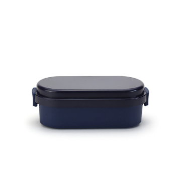 Gel-Cool Dome Bento Box Medium | Berry Blue by Gel Cool - Bento&co Japanese Bento Lunch Boxes and Kitchenware Specialists