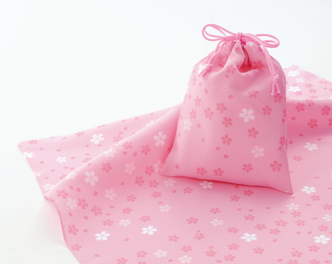 Bento Bag and Furoshiki Set | Sakura