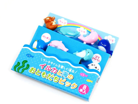 Sea Friends Picks by Torune - Bento&con the Bento Boxes specialist from Kyoto