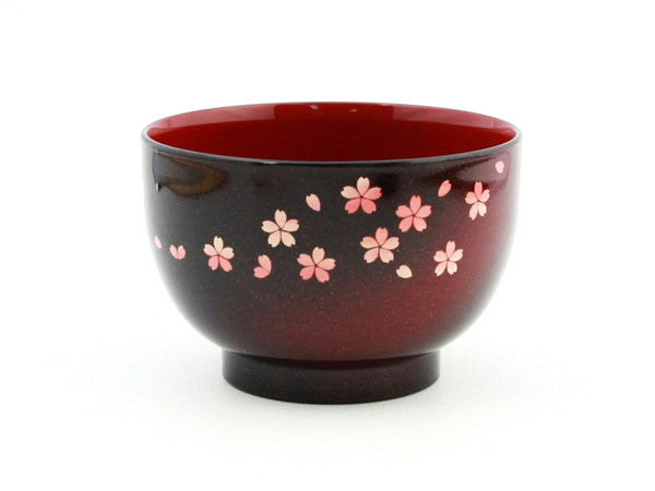Shiru Wan Hanami Bowl by Hakoya - Bento&co Japanese Bento Lunch Boxes and Kitchenware Specialists