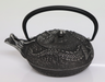 Tetsubin Oval Kettle | Rearing Dragon by Shoendo - Bento&co Japanese Bento Lunch Boxes and Kitchenware Specialists