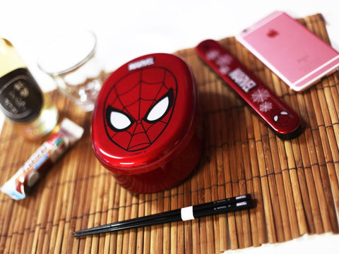 Marvel Avengers Bento | Spiderman by Yaxell - Bento&con the Bento Boxes specialist from Kyoto