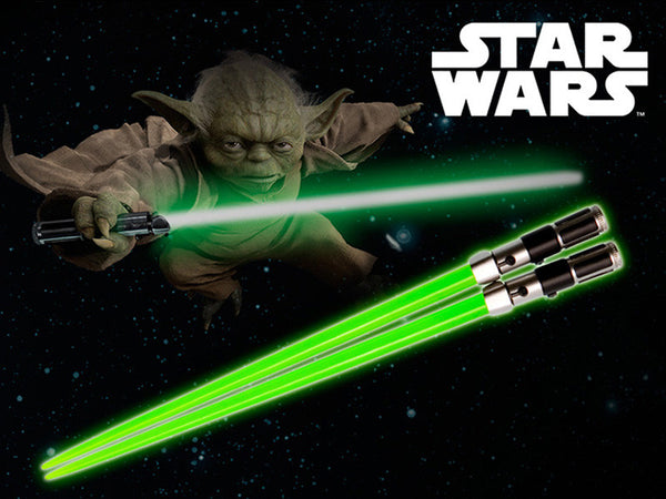 Star Wars Chopsticks Yoda