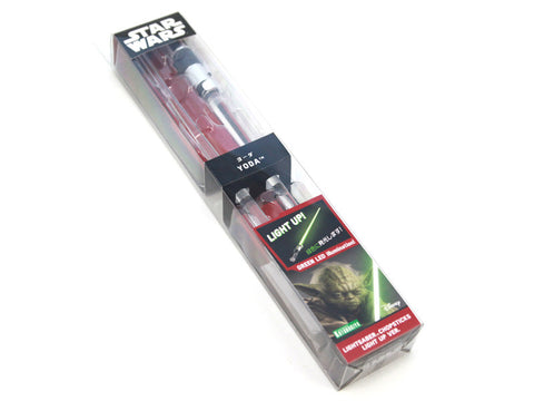 Star Wars Chopsticks Yoda by Kotobukiya - Bento&co Japanese Bento Lunch Boxes and Kitchenware Specialists