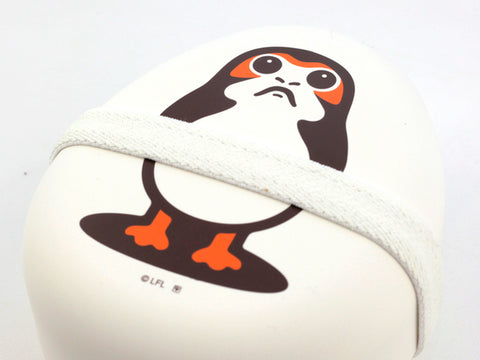 Star Wars Bento Box | Porg by Yaxell - Bento&co Japanese Bento Lunch Boxes and Kitchenware Specialists