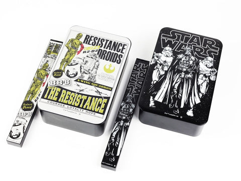 Star Wars Lunchbox | Droids by Yaxell - Bento&co Japanese Bento Lunch Boxes and Kitchenware Specialists