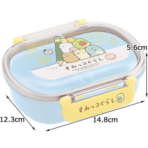Sumikko Gurashi Side Lock Bento Box | Oval