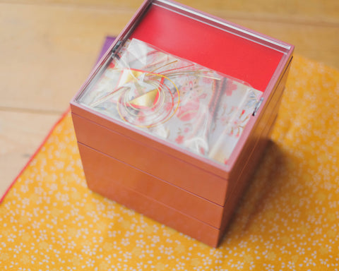 Customizable Picnic Bento Box 15cm | Pink by Showa - Bento&con the Bento Boxes specialist from Kyoto