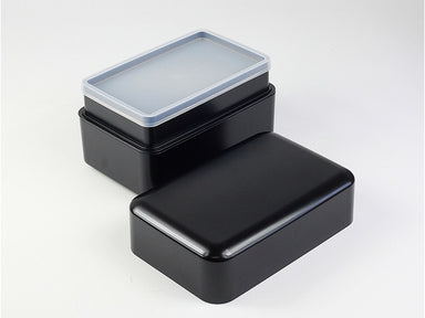 Takenaka Bento Lunch Box Large | Black by Takenaka - Bento&co Japanese Bento Lunch Boxes and Kitchenware Specialists