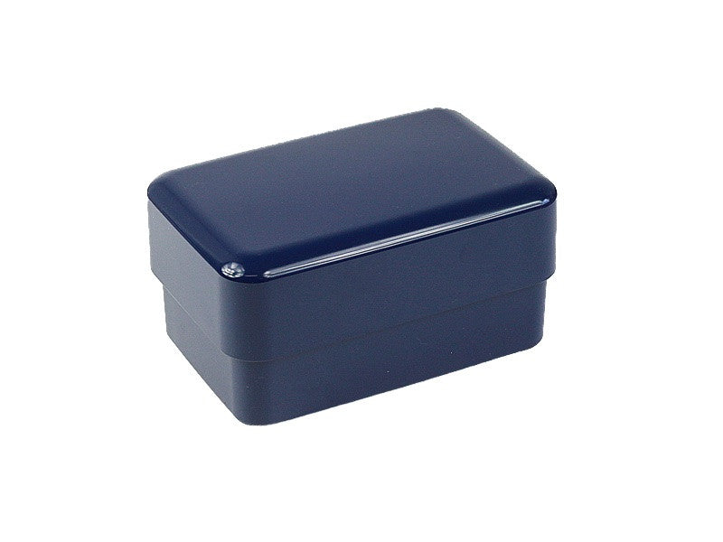 Takenaka Bento Lunch Box Large | Navy by Takenaka - Bento&co Japanese Bento Lunch Boxes and Kitchenware Specialists