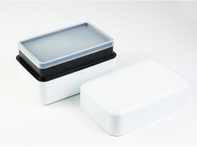 Takenaka Bento Lunch Box Large | White by Takenaka - Bento&co Japanese Bento Lunch Boxes and Kitchenware Specialists