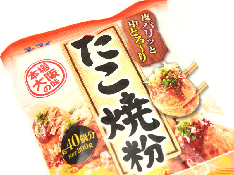 Takoyaki Flour by Bento&co | AMZJP - Bento&co Japanese Bento Lunch Boxes and Kitchenware Specialists