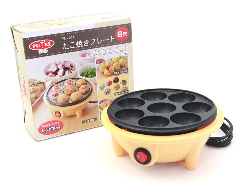 Takoyaki Hot Plate by Tamahashi - Bento&co Japanese Bento Lunch Boxes and Kitchenware Specialists